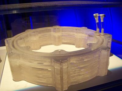 Spiral water filtration